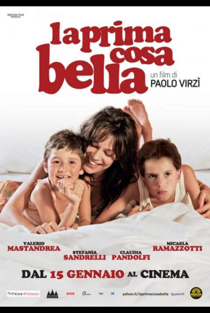 La Prima Cosa Bella - Filmplakat (IT)