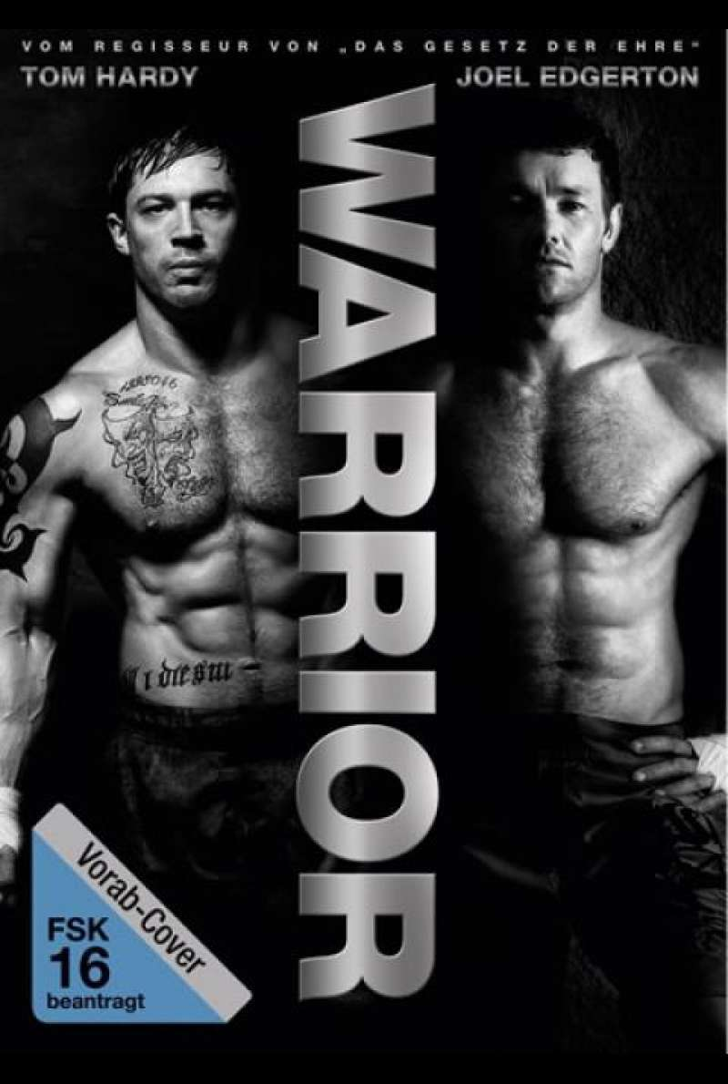 Warrior - DVD-Cover