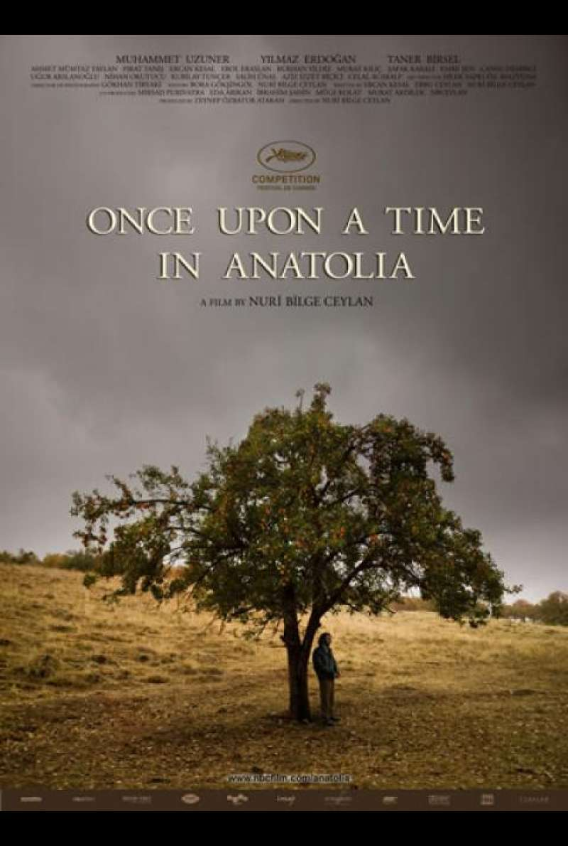 Once Upon A Time In Anatolia - Filmplakat