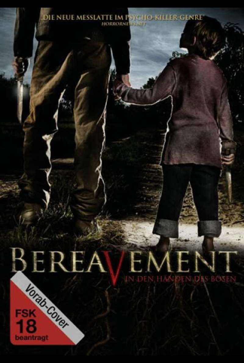 Bereavement - DVD-Cover