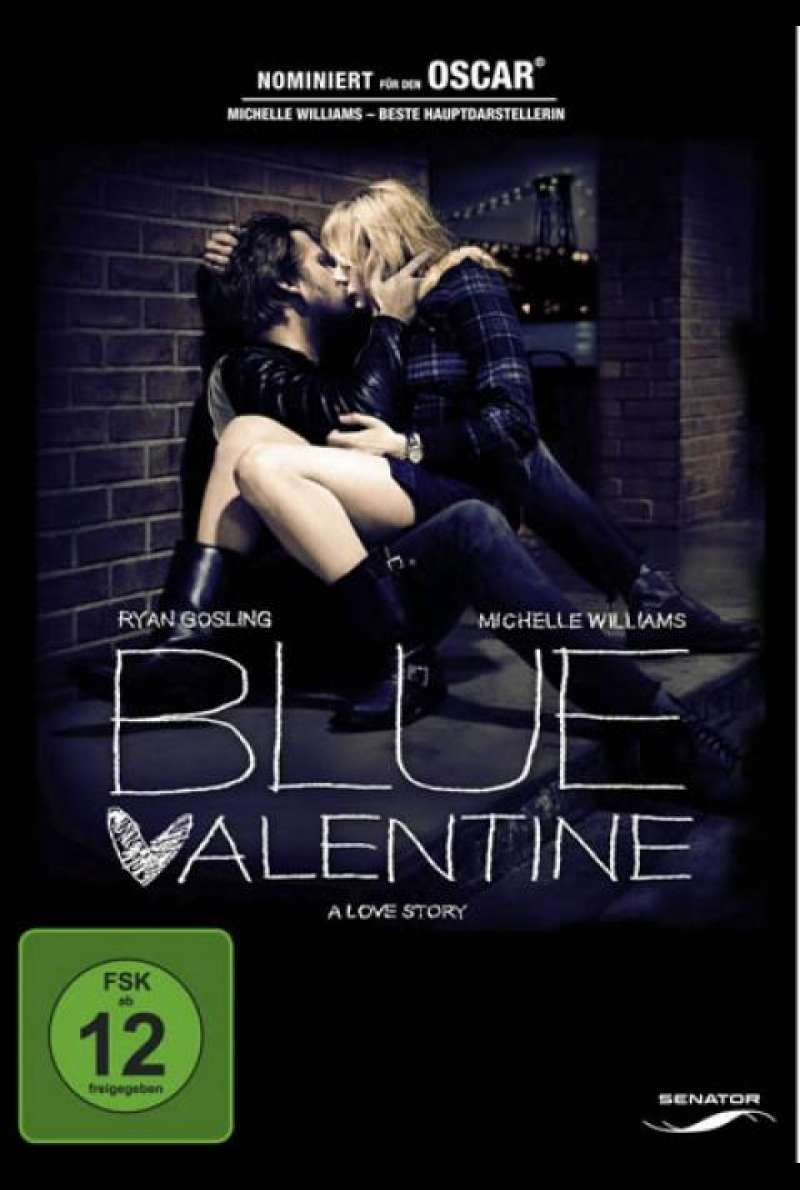 Blue Valentine - DVD-Cover
