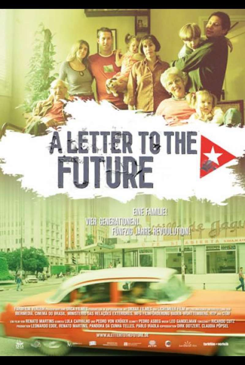 A Letter to the Future - Filmplakat