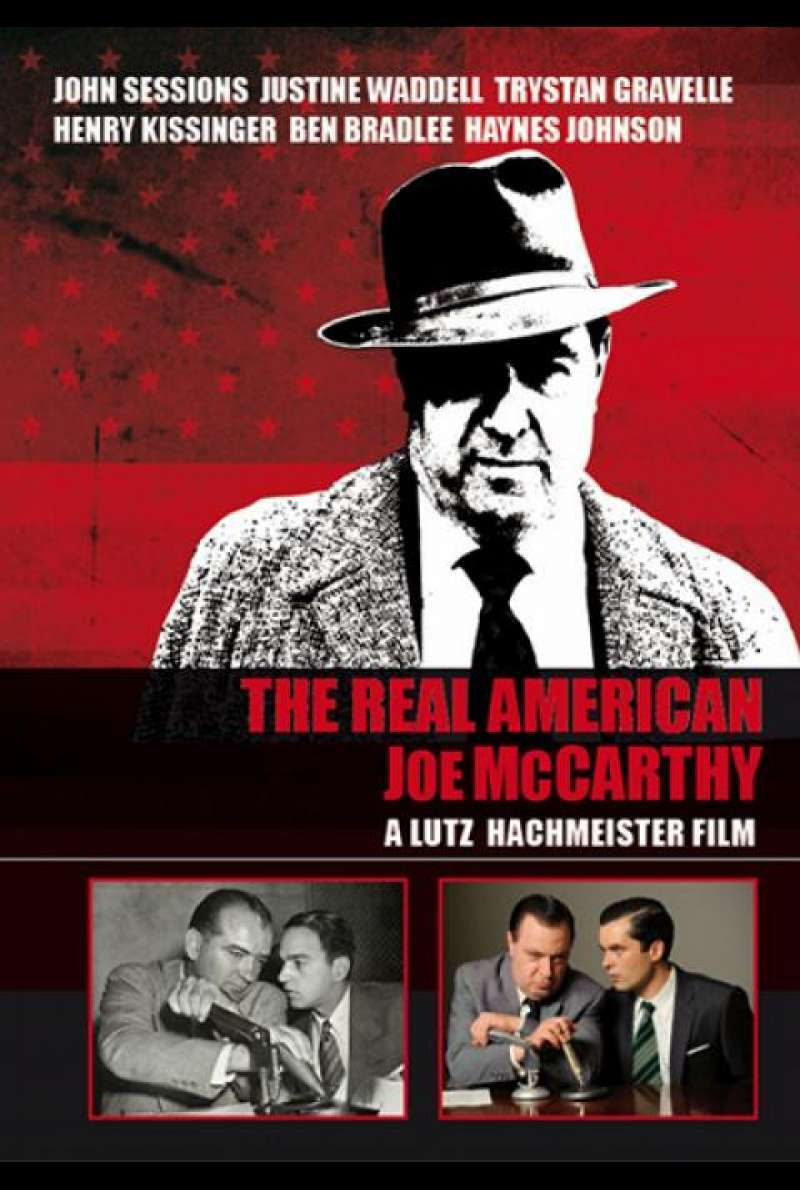 Joe McCarthy - The Real American - Filmplakat