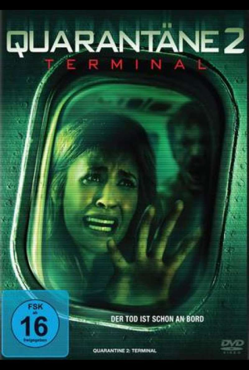 Quarantäne 2: Terminal - DVD-Cover