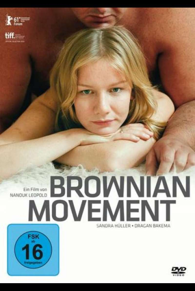 Brownian Movement - DVD-Cover