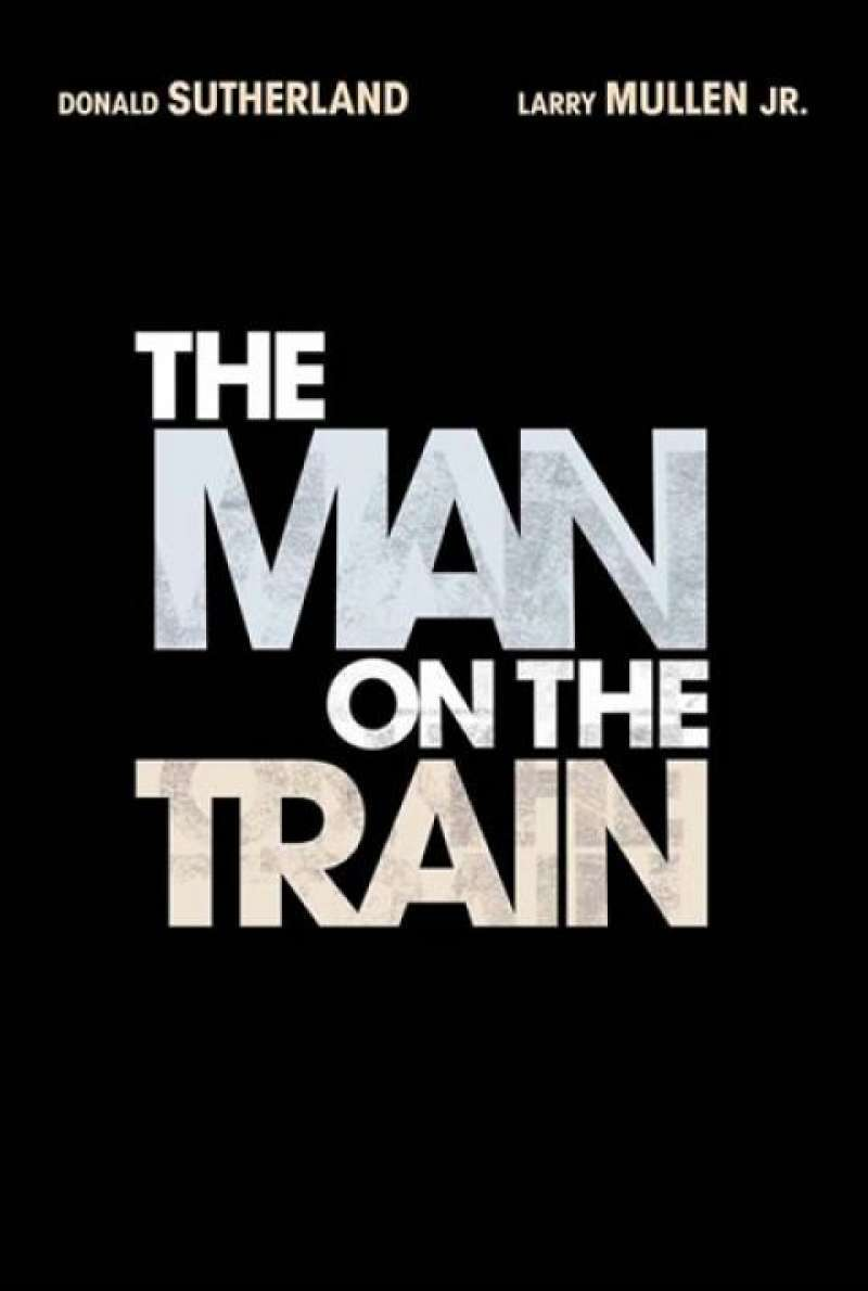 The Man on the Train - Filmplakat (US)
