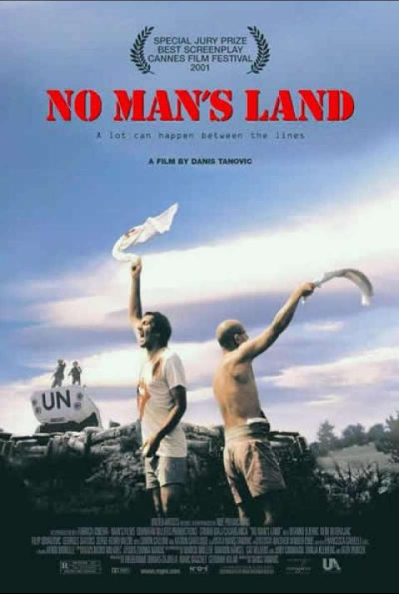 No Man's Land - Filmplakat (US)