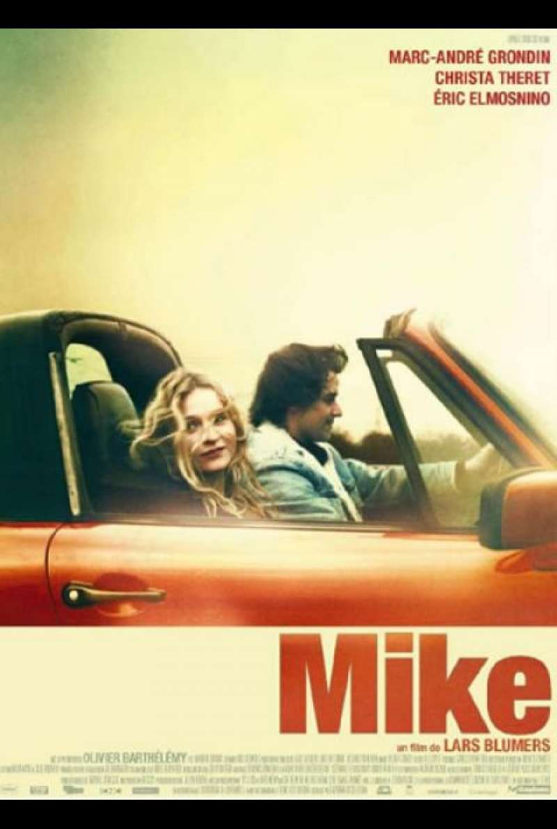 Mike - Filmplakat