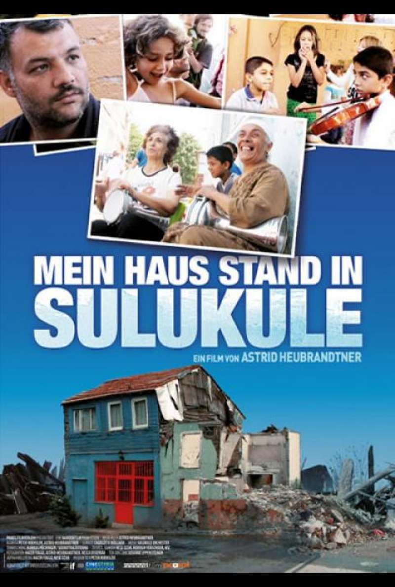 Mein Haus stand in Sulukule - Filmplakat (AT)