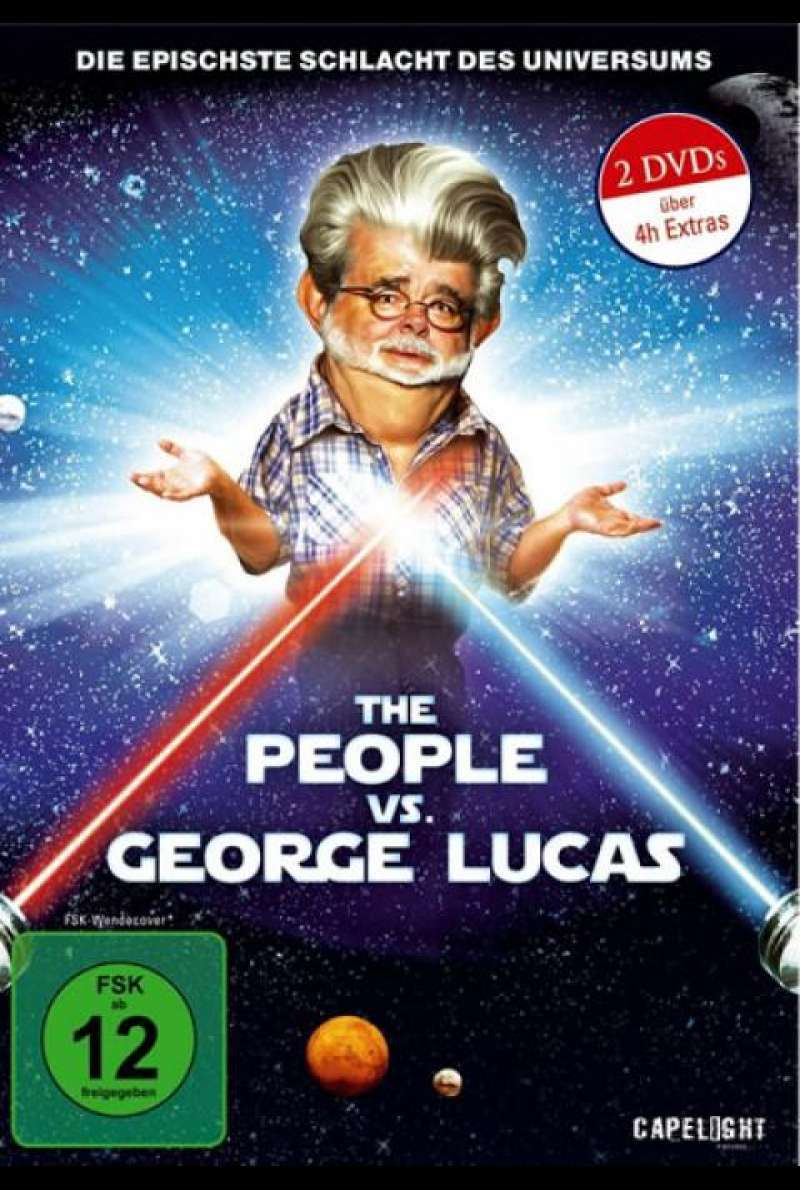 The People vs. George Lucas - DVD-Cover