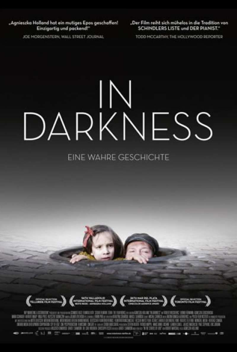 In Darkness - Filmplakat