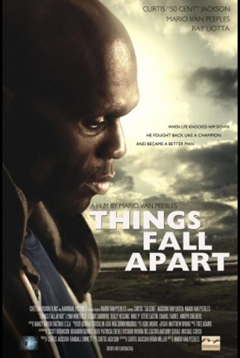 Things Fall Apart - Filmplakat (US)