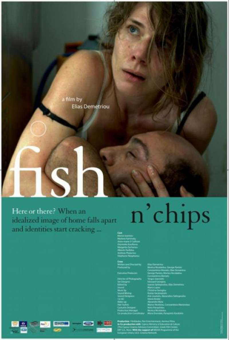 Fish 'n' Chips - Filmplakat (INT)