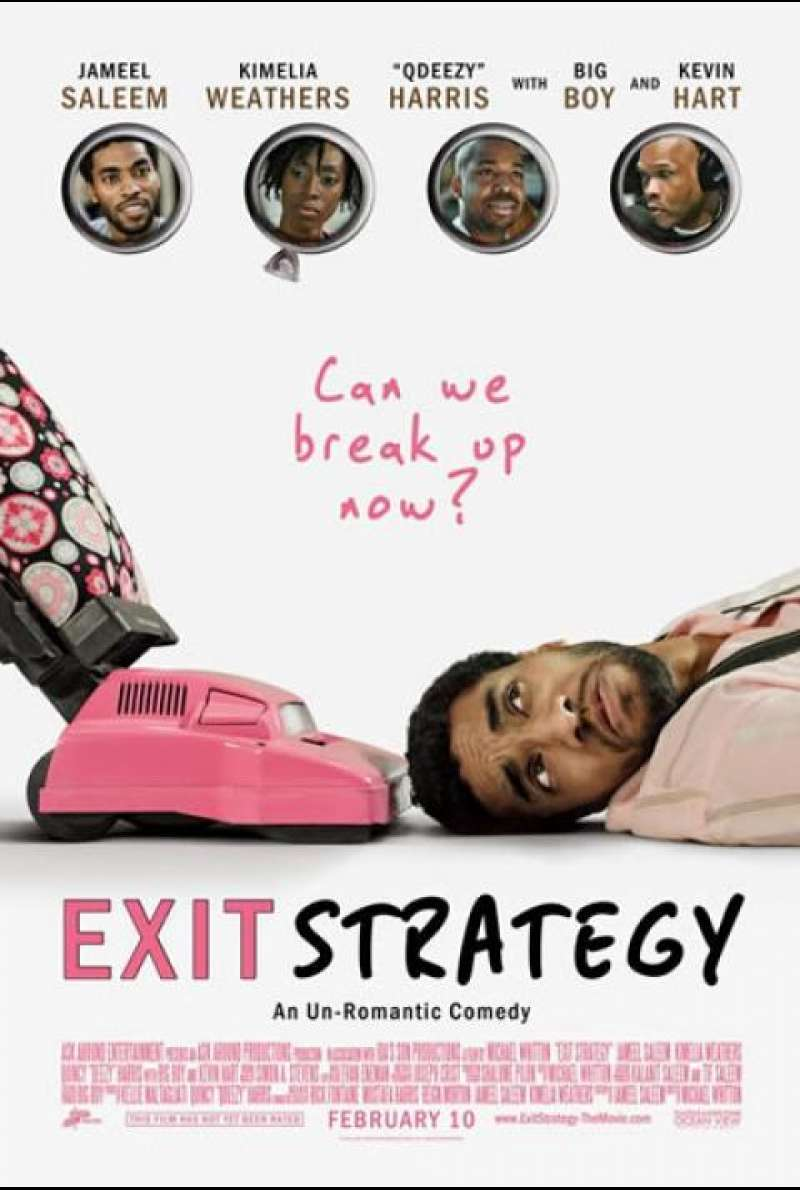 Exit Strategy - Filmplakat (US)