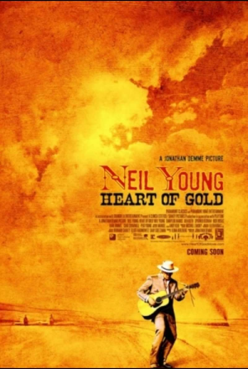 Neil Young: Heart of Gold - Filmplakat