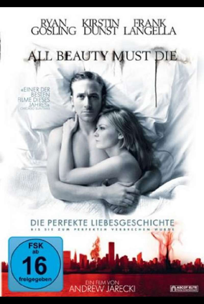 All Beauty Must Die - DVD-Cover