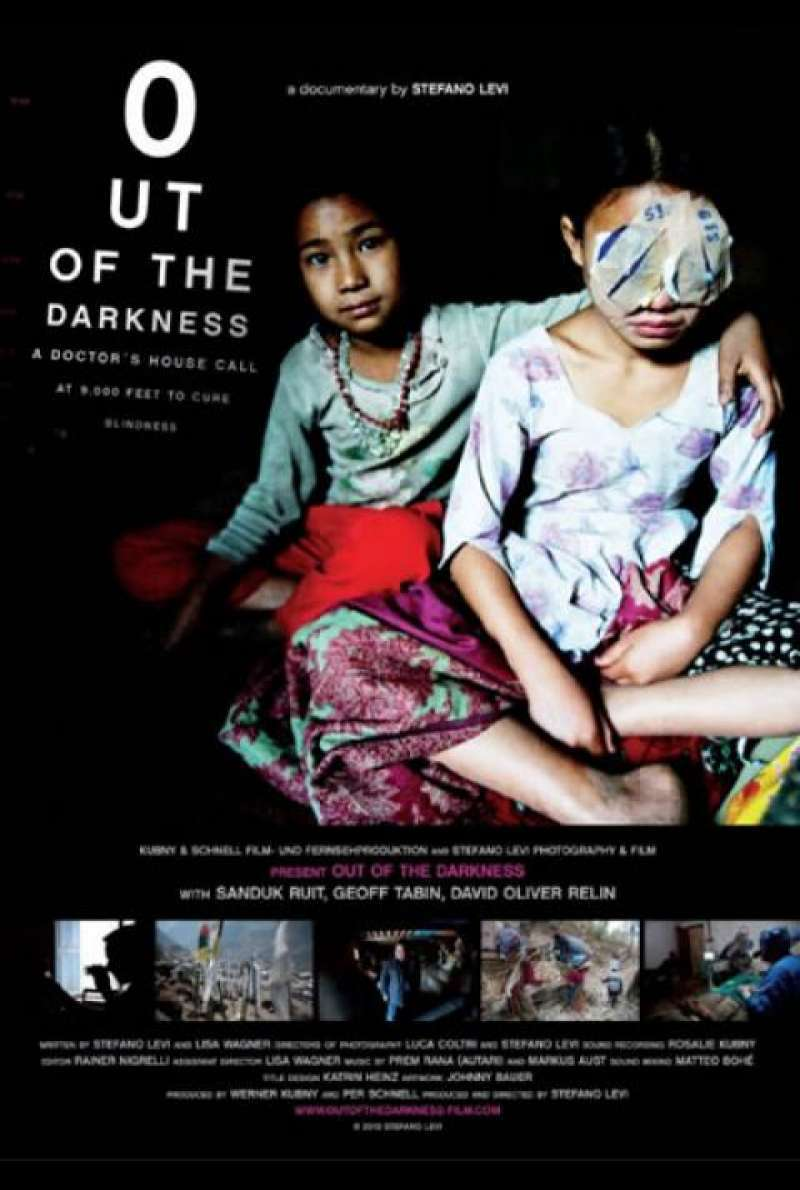 Out of the Darkness - Filmplakat