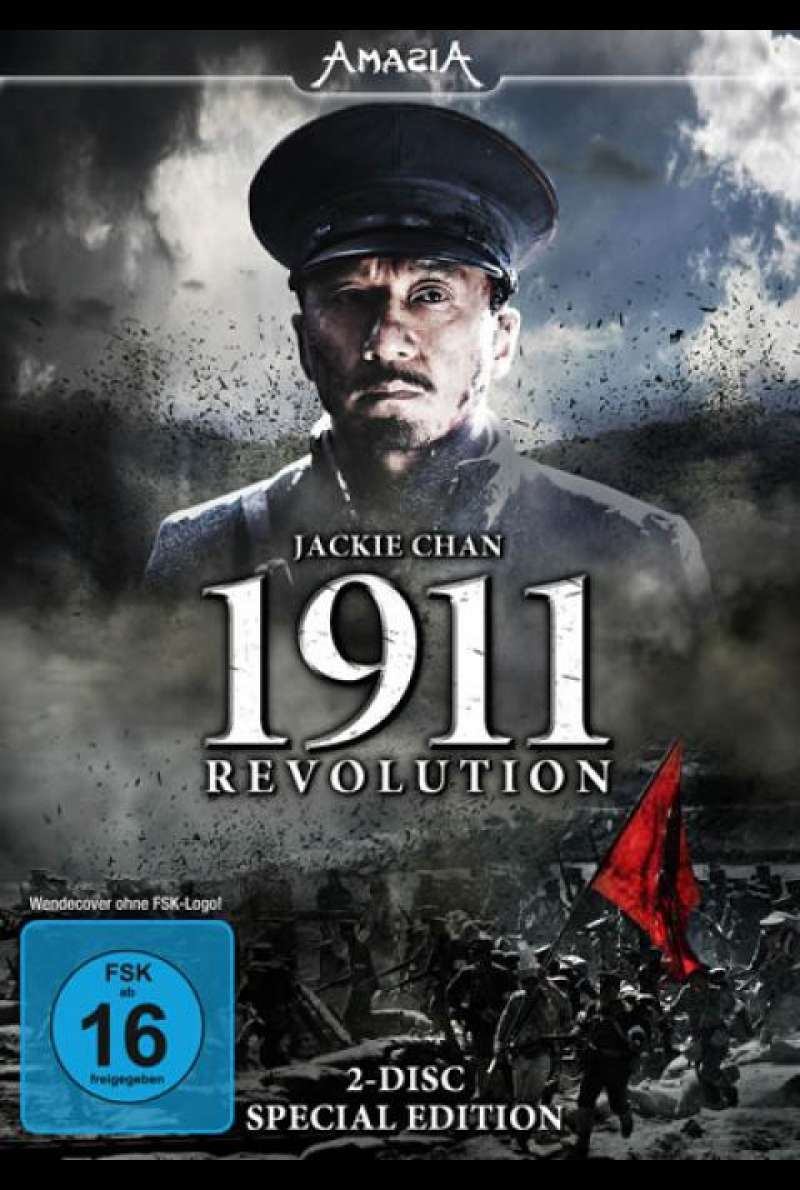 1911 Revolution - DVD-Cover