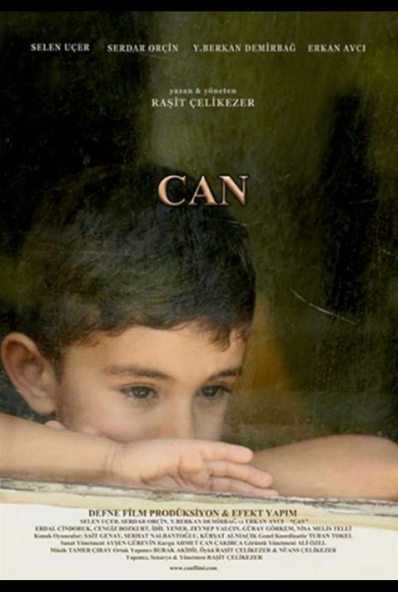 Can - Filmplakat (TR)