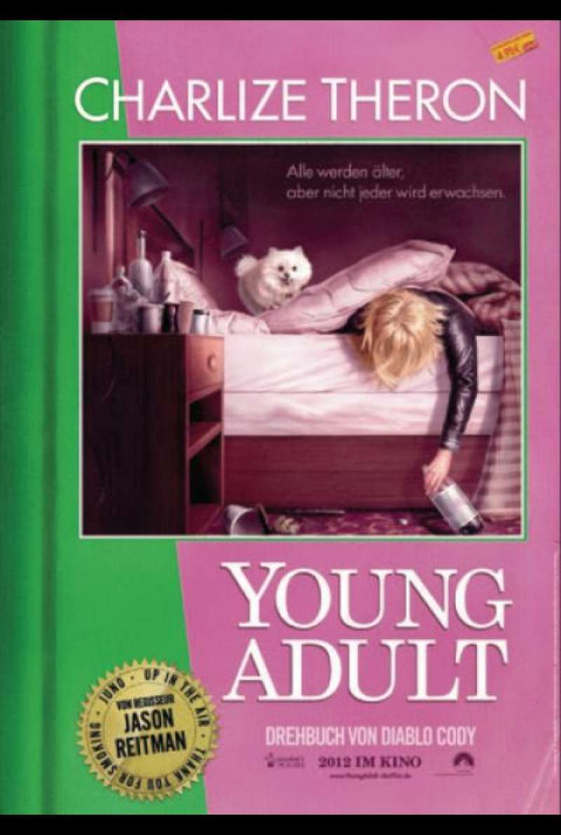 Young Adult - Filmplakat