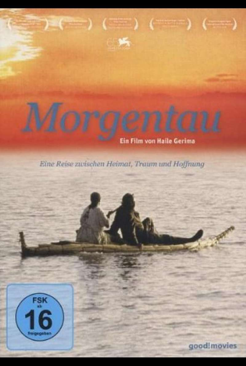 Morgentau - DVD-Cover