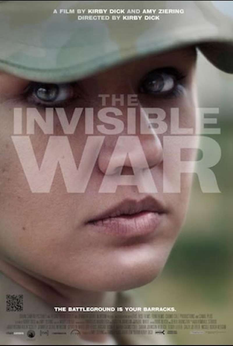 The Invisible War - Filmplakat (US)