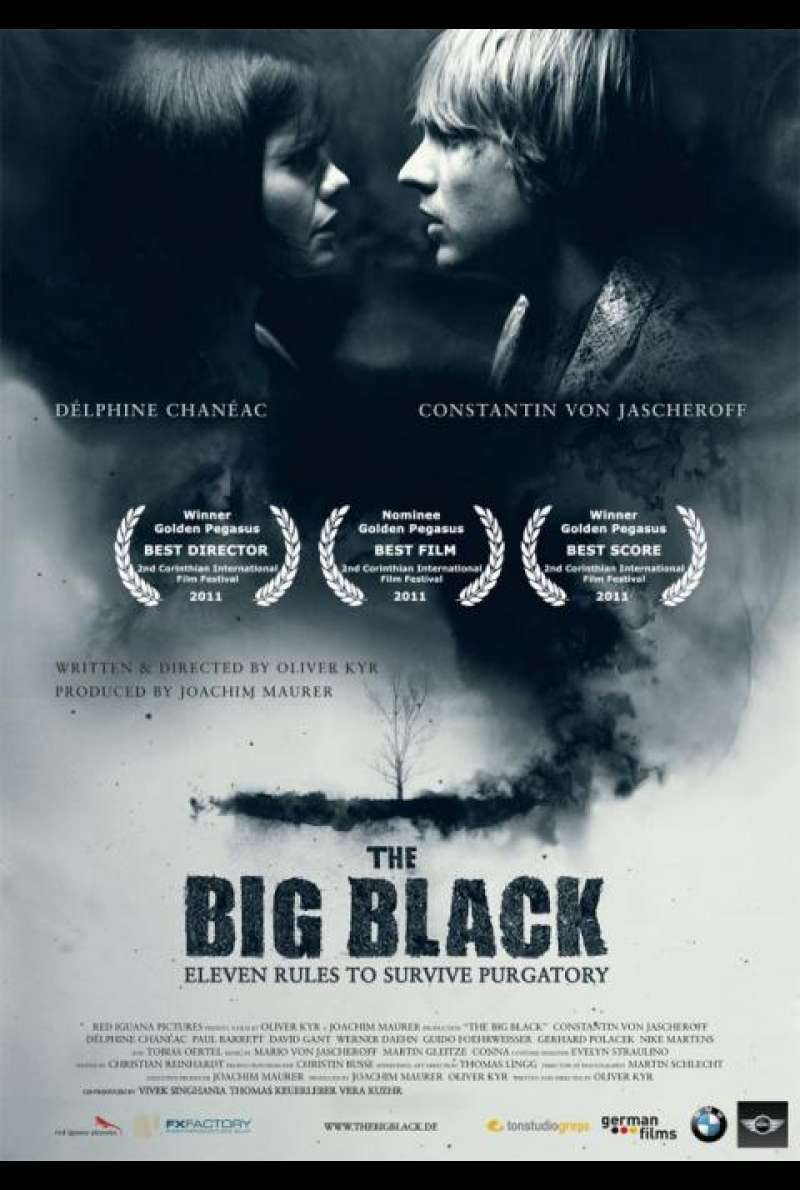 The Big Black - Filmplakat