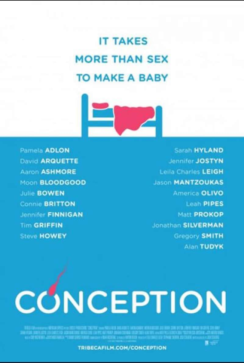 Conception - Filmplakat (US)