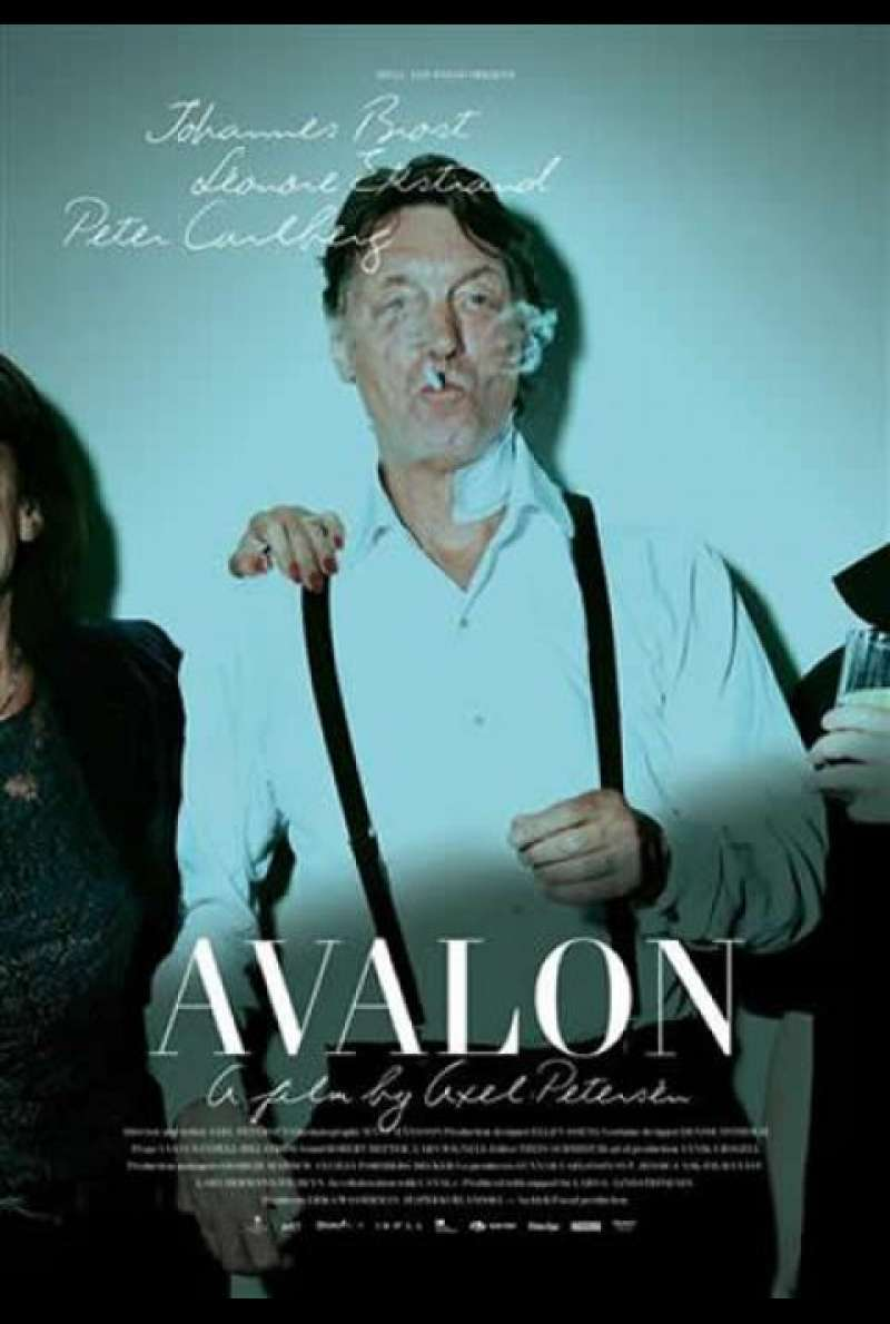 Avalon - Filmplakat