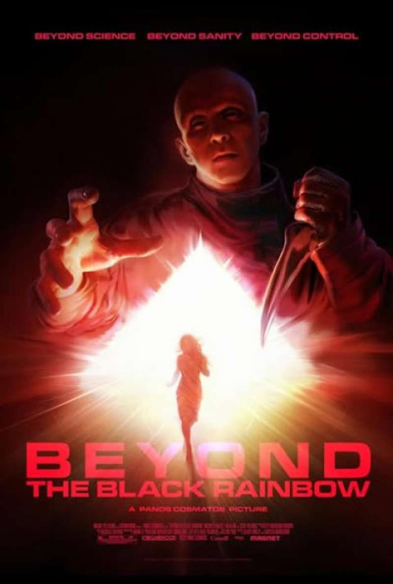 Beyond the Black Rainbow - Filmplakat (US)