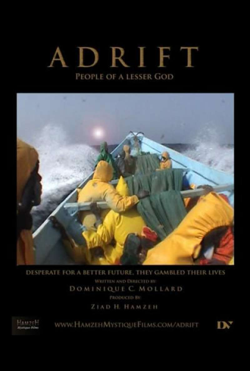 Adrift: People of a Lesser God - Teaser (INT)