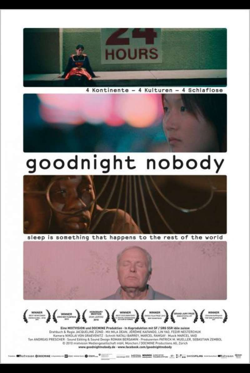 Goodnight Nobody - Filmplakat