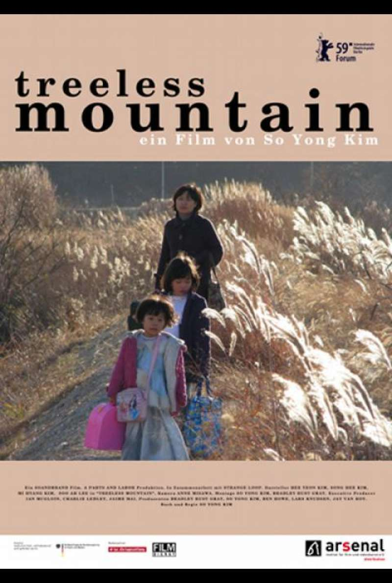 Treeless Mountain - Filmplakat