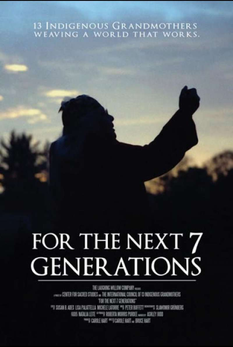 For the Next 7 Generations - Filmplakat (US)