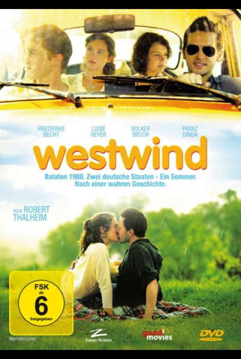 Westwind - DVD-Cover