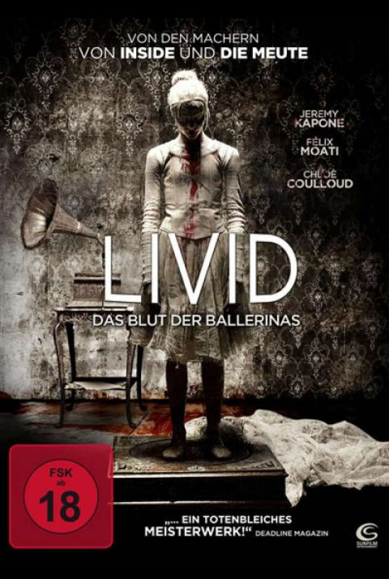Livid - DVD-Cover