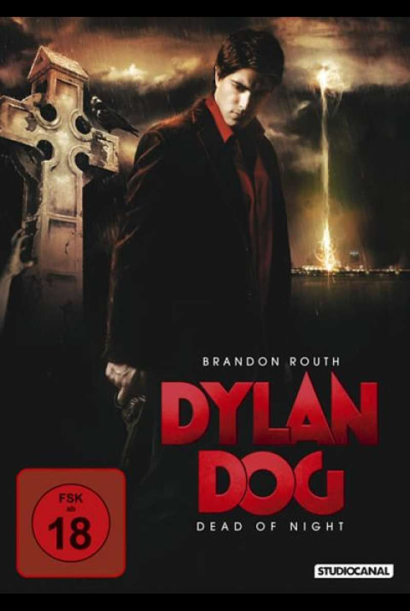 Dylan Dog: Dead of Night - DVD-Cover