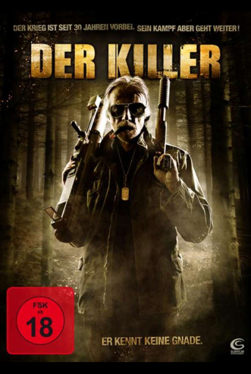 Der Killer - DVD-Cover