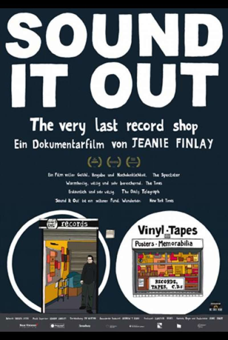 Sound It Out - Filmplakat