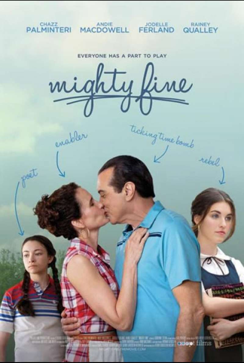 Mighty Fine - Filmplakat (US)