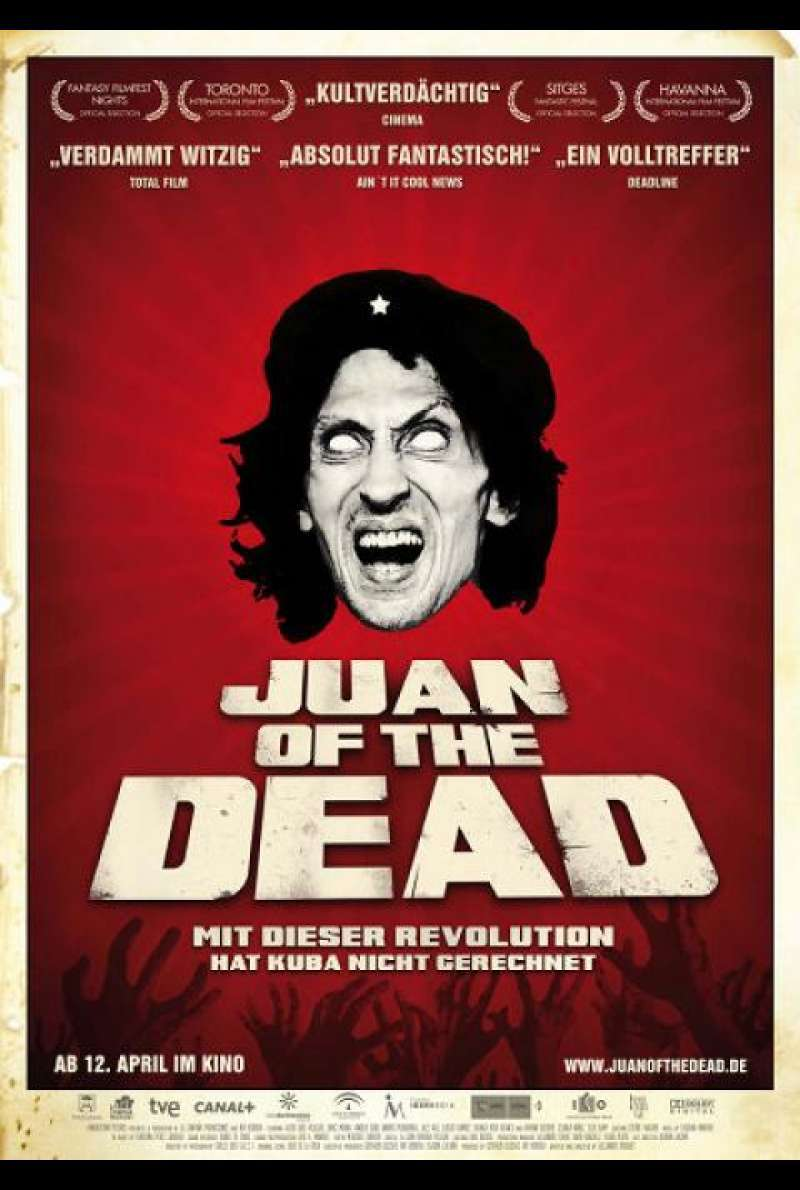 Juan of the Dead - Filmplakat