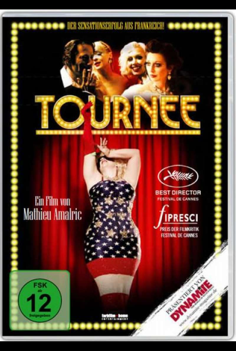 Tournée - DVD-Cover