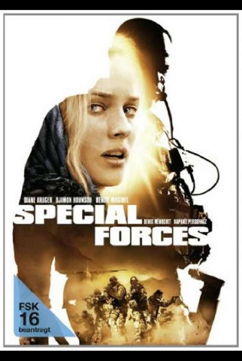 Special Forces - DVD-Cover