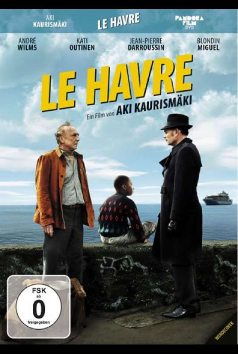 Le Havre - DVD-Cover