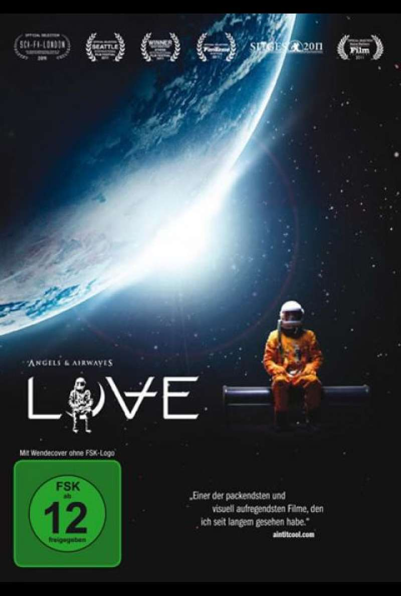 Love (2011) - DVD-Cover