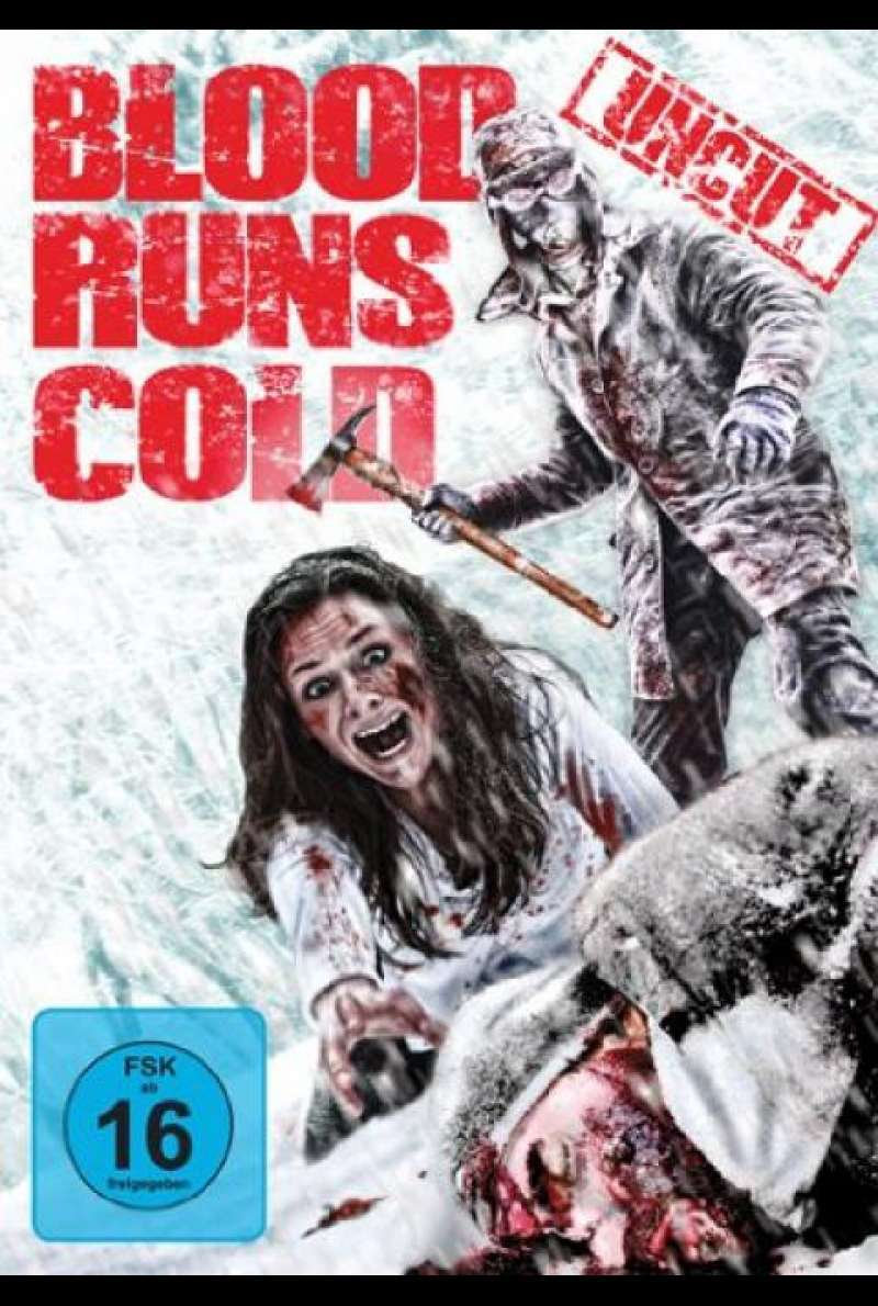 Blood Runs Cold - DVD-Cover