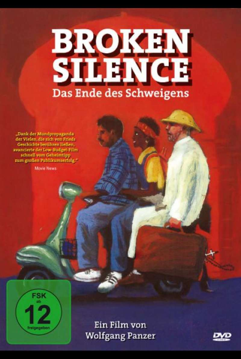 Broken Silence - DVD-Cover
