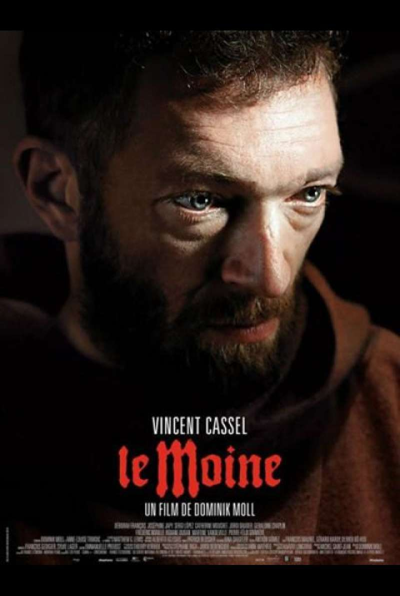 The Monk - Filmplakat (FR)