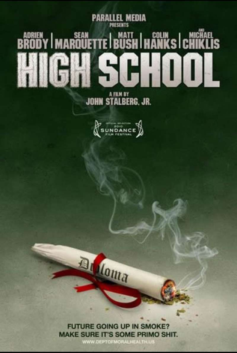 High School - Teaser (US)