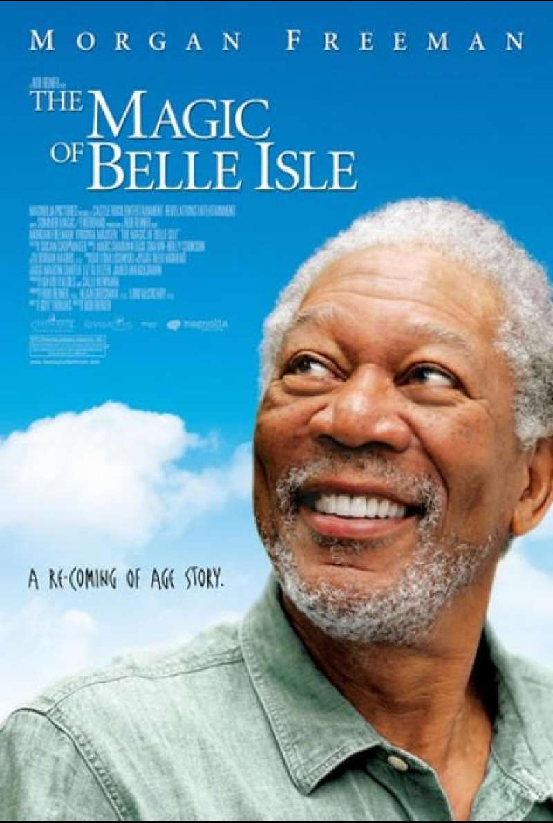 The Magic of Belle Isle - Filmplakat (US)